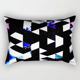 GALATIC RUNWAYS Rectangular Pillow