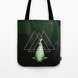 The envy of being a fish Tote Bag