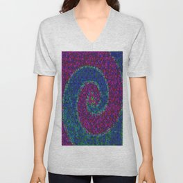 Depth Unisex V-Neck