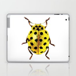 Insecte jaune et noir colors fashion Jacob's Paris Laptop & iPad Skin