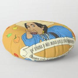 La India Maria Floor Pillow