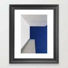 Pier 49 Framed Art Print