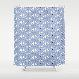 Partes Shower Curtain