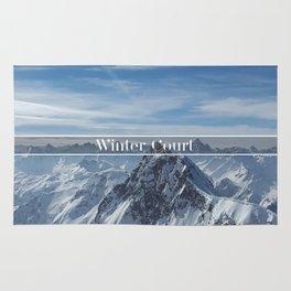 Winter Court Rug