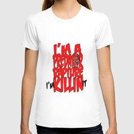 Krewella Lyric TYPE DESIGN T-shirt