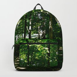 Dappled Hillside Backpack