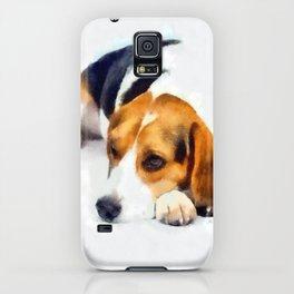 Beagle Bailey iPhone Case