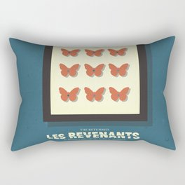 Les Revenants, french movie poster, Canal + tv series, the returned Rectangular Pillow