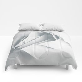 Abstract forms 22 Comforters