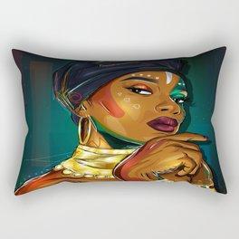 Unapologetic Rectangular Pillow