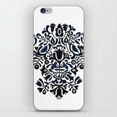 Folk pattern iPhone & iPod Skin