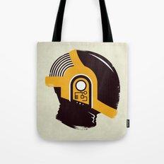 Daft Punk - RAM (Guy-Manuel) Tote Bag