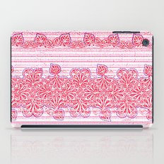 Dance of the Red Fans iPad Case