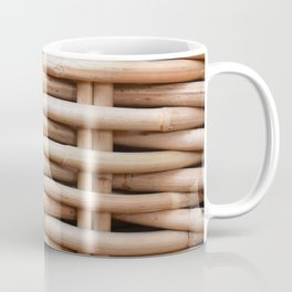 Rustic basket Coffee Mug