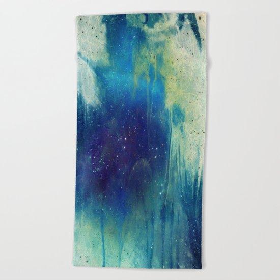 Veil of Infinity Beach Towel