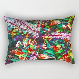Shrubs Rectangular Pillow