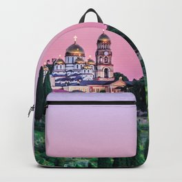 New Athos, Abkhazia Backpack