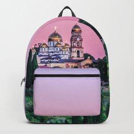 New Athos, Abkhazia Backpack