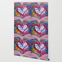 I Heart my BIRD! Wallpaper