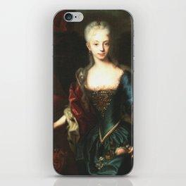 Maria Theresa before She Was Empress  iPhone Skin