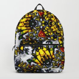 The Tower Of Flowers Backpack