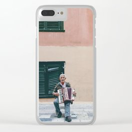 Busker Clear iPhone Case