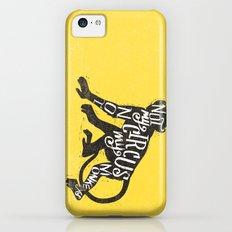 NOT MY CIRCUS Slim Case iPhone 5c