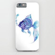 Baby Blue #5 iPhone 6s Slim Case