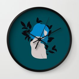 Beautiful grief Wall Clock