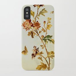 Chrysantheme iPhone Case