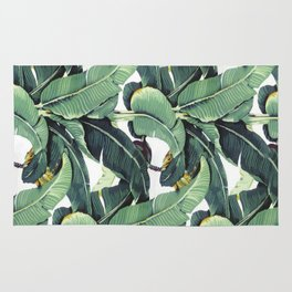 The Golden Girls Blanche Devereaux Banana Leaves Tapestry Rug