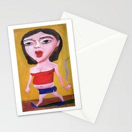 """""""De paseo"""" por Diego Manuel Stationery Cards"""