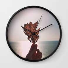 Radiate Wall Clock