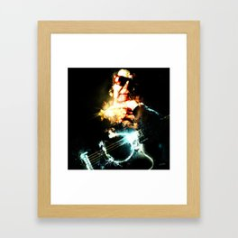 Singing for the Lonely Framed Art Print