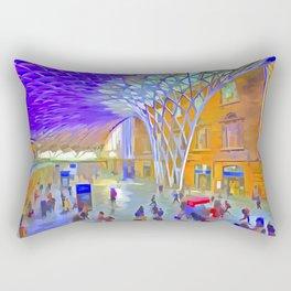 London Pop Art Rectangular Pillow