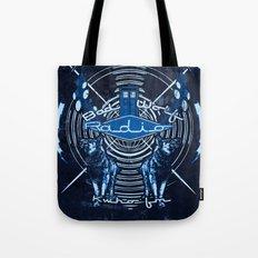 Bad Wolf Radio Tote Bag