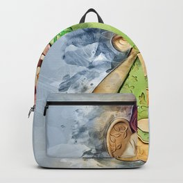 Butterfly Angel Backpack