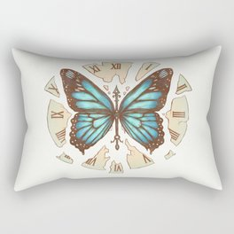 Existence in Time Rectangular Pillow