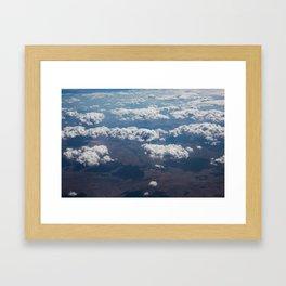 Cloudscape III Framed Art Print