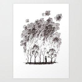 Chapter 11 Art Print