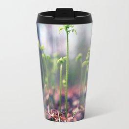Ferns in the Making Travel Mug