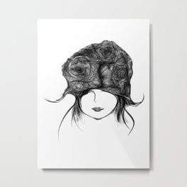 cool sketch 136 Metal Print