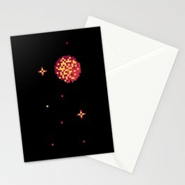 LOVE COMET Stationery Cards