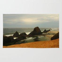 Otter Rock Beach Rug