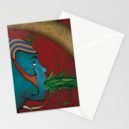 Siamese God Stationery Cards