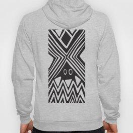 African Tribal Pattern No. 78 Hoody