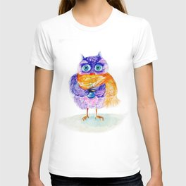 The little owl Cosette T-shirt