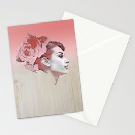 Audrey III Stationery Cards