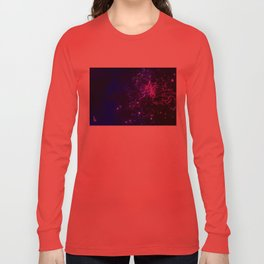Mysterious Galaxy Long Sleeve T-shirt