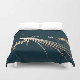 Long Exposure Duvet Cover